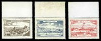 Lot 4 [1 of 3]:Austria: 1965 Wipa Stamp Exhibition set of nine labels.