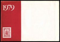 Lot 23721 [1 of 2]:1979 Collectors Pack as issued by NZ Post.