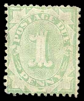 Lot 384:1906-08 Design Completed Wmk Crown/Single Lined A BW #D47 1d light green P11½-12x11