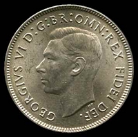 Lot 13 [2 of 2]:Australia: 1951 2/- Federation Commemorative.