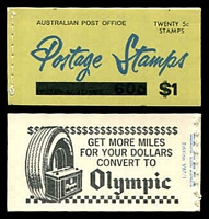 Lot 428:1967 $1 Provisional Cover BW #B107B 5c on 4c red 'Registered Post.....' Edition V67/1.