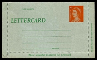 Lot 3931:1966-80 QEII Decimal ASC #L63 5c orange, Postcode added.
