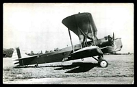 Lot 56:Aircraft: black & white PPC 'Keystone LBF', bi-plane real photo.