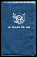 Lot 193 [1 of 2]:New Zealand: 1978 set in wallet.