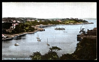 Lot 340:Australia - New South Wales: Multicoloured PPC 'Neutral Bay, Sydney NSW'.