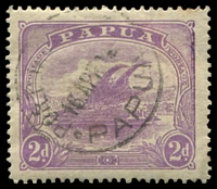 Lot 4153:1911-15 Monocolour SG #86 2d mauve.
