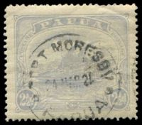 Lot 4225:1911-15 Monocolour SG #87a 2½d dull ultramarine.