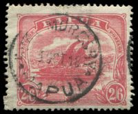 Lot 4226:1911-15 Monocolour SG #91 2/6d rose-carmine.