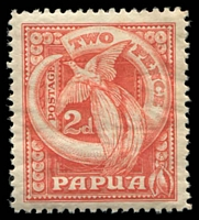 Lot 4481:1932 Pictorials SG #133 2d red