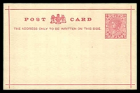 Lot 11766:1883 QV 1d Dull Rose Naish Stieg #P6 on cream stock.