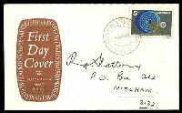 Lot 1045:APO 1969 5c ILO on brown solid Shield FDC by Russell St cds 4JE69.