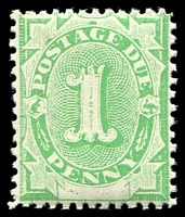 Lot 3938:1902 Converted NSW Plates BW #D2 1d BW.
