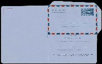 Lot 3454:1960 10d Text Begins 'If Anything Is Enclosed' ASC A12, unfolded.