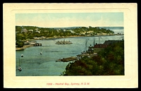 Lot 364:Australia - New South Wales: multi-coloured PPC 'Neutral Bay, Sydney, NSW'.