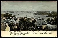 Lot 346:Australia - New South Wales: multi-coloured PPC 'Neutral Bay, Sydney...'.