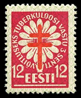 Lot 21749 [4 of 4]:1933 Anti Tuberculosis Fund SG #103-6 set. (4)
