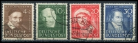 Lot 3775:1951 Relief Fund Mi #143-46 set. (4)