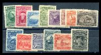 Lot 4005:1897 400th Anniversary of Discovery SG #66-79 set MNG. (14)