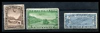 Lot 4007:1931 Airmail SG #195-7 Watermark set. (3)