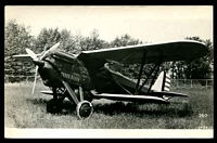 Lot 290:Aircraft: black & white PPC of a Berliner - Joyce P16, real photo.