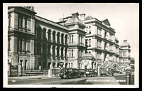 Lot 60:Australia - New South Wales: Black & white PPC 'Sydney Hospital, Sydney, NSW', real photo.