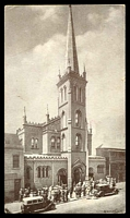 Lot 303:Australia - New South Wales: Black & white PPC 'St Stephens Presbyterian Church Sydney erected in 1856....'.