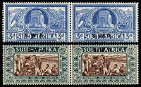 Lot 25488 [1 of 2]:1938 Voortrekker Centenary Memorial SG #105-8 set.