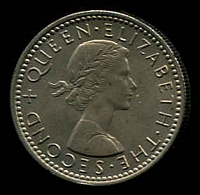 Lot 30 [1 of 2]:New Zealand: 1960 6d.