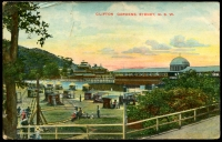 Lot 52 [1 of 2]:Australia - New South Wales: multi-coloured PPC 'Clifton Gardens, Sydney NSW'.