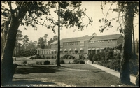 Lot 603:United States of America: Black & white PPC 'Del Monte Lodge, Pebble Beach Calif.' real photo.