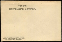 Lot 28294 [1 of 2]:1891 Local Envelope Letter HG #M1 1d in orange oval on back flap, some minor adehsion on reverse and no 3 in red, unusual item.
