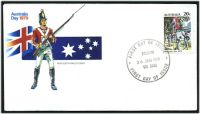 Lot 4238 [2 of 2]:1979 Australia Day 2 different APO covers.