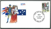 Lot 4238 [1 of 2]:1979 Australia Day 2 different APO covers.