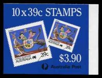 Lot 2918:1988 $3.90 Tourism BW #B158 CPL paper, Cat $12.