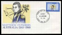 Lot 513:APO 1980 Australia Day on unaddressed APO cover cancelled with Lilydale FDI of 23JAN1980.