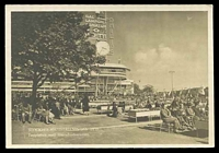 Lot 656:Sweden: Frans Svanstrom & Co black & white PPC of 'STOCKHOLMSUTSTÄLLNINGEN 1930./Festplatsen med Huvudrestauranten', view showing crowd at show.