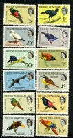 Lot 3260:1962 Birds SG #202-13 set of 12, Cat £65.