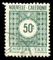 Lot 26158:1948 SG #D330 50c blue-green.