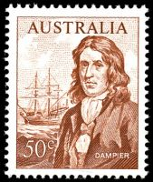 Lot 609:1966-74 Navigators BW #461 50c Dampier, Cat $15.