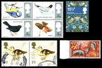 Lot 22970 [2 of 2]:Birds Selection 8 designs. (13)