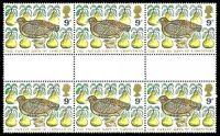 Lot 22737 [1 of 2]:Birds Selection 8 designs. (13)