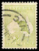 Lot 856:3d Olive Die I BW #13 Cat $18, bit grotty