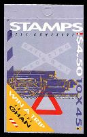 Lot 2962:1993 Trains BW #B190 $4.50, Cat $12.