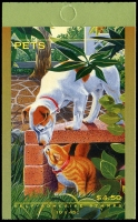 Lot 438:1996 Pets BW #B225 $4.50, Cat $12.