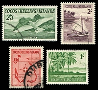Lot 20166 [1 of 2]:1963 Pictorials SG #1-6 set of 6.