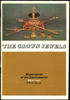 Lot 27:Great Britain: 'The Crown Jewels' Dept of the Environment Official Guide, 36p hand book.