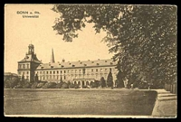 Lot 69:Germany: Kunstanstalt sepia PPC of 'BONN a. Rh./Universität'.