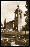Lot 494:Great Britain: Valentine & Sons black & white real photo PPC of 'THE CHURCH WEST WYCOMBE'.