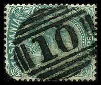 Lot 1816:10: on 2d Sideface, rounded TRC.  Allocated to Brighton-PO 1/6/1832; renamed Pontville PO 30/6/1895; closed 31/7/1973.