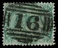 Lot 1369:16: on 2d Sideface.  Allocated to Campbell Town-PO 1/6/1832.